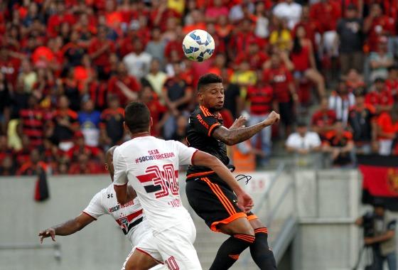 Série A 2015, 14ª rodada: Sport 2x0 São Paulo. Foto: Ricardo Fernandes/DP/D.A Press