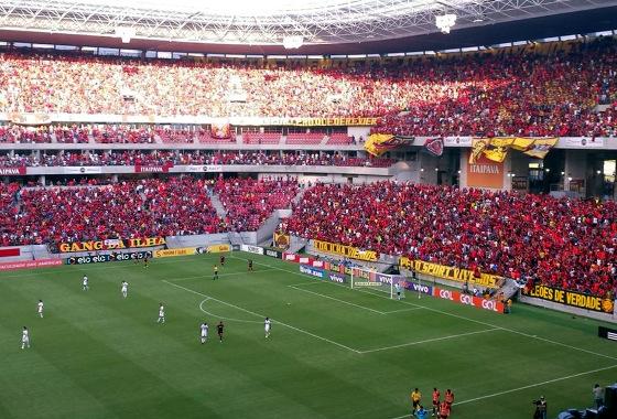Resultado de imagem para Arena Pernambuco lotada