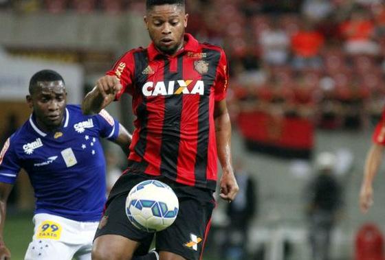 Série A 2015, 16ª rodada: Sport 0x0 Cruzeiro. Foto: Ricardo Fernandes/DP/D.A Press