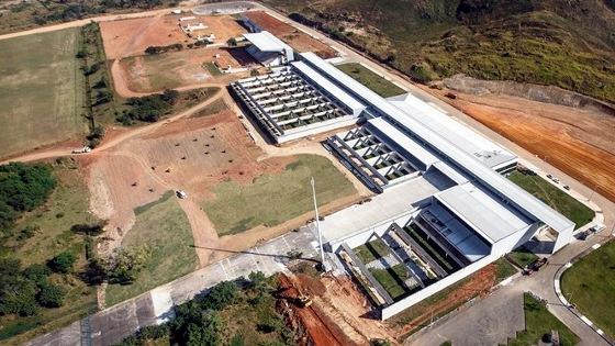 Faltando 1 ano para a Olimpíada 2016, o Centro de Tiro. Foto: Gabriel Heusi/brasil2016.gov.br