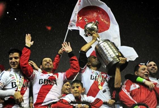 Libertadores 2015, final: River Plate 3x0 Tigres. Foto: http://lapaginamillonaria.com