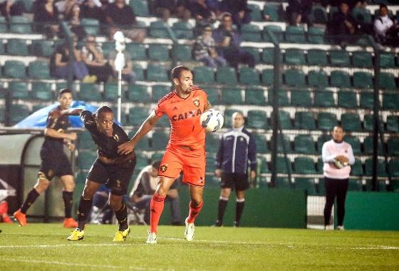 Série A 2015, 20ª rodada: Figueirense x Sport. Foto: THIAGO PEDRO/FUTURA PRESS
