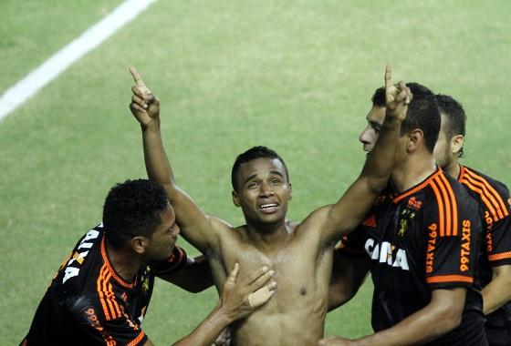 Copa Sul-Americana 2015, 2ª fase: Sport 4x1 Bahia. Foto: Ricardo Fernandes/DP/D.A Press