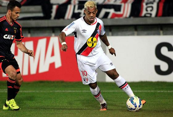 Série A 2015, 26ª rodada: Joinville 1x1 Sport. Foto: Joinville (facebook.com/JECoficial)
