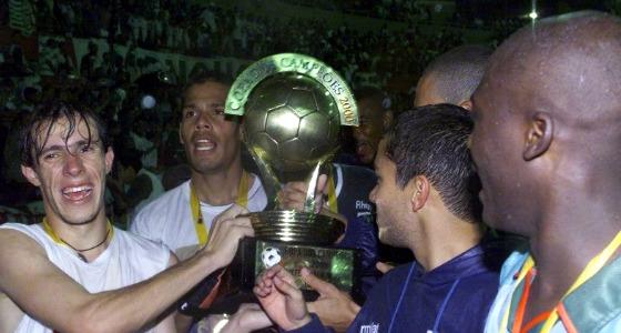 Palmeiras campeão da Copa dos Campeões de 2000