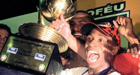 Flamengo campeão da Copa dos Campeões de 2001