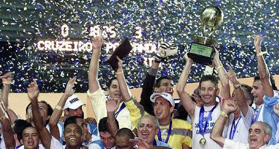 Paysandu campeão da Copa dos Campeões de 2002