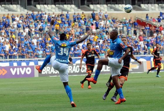 Série A 2015, 35ª rodada: Cruzeiro 3x0 Sport. Foto: Gladyston Rodrigues/EM D.A Press