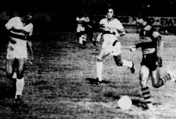Série A 1976: Sport 1x0 Santa Cruz. Foto: Arquivo/DP