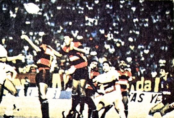 Série A 1988: Santa Cruz 0x1 Sport. Foto: Francisco Silva/DP/D.A Press