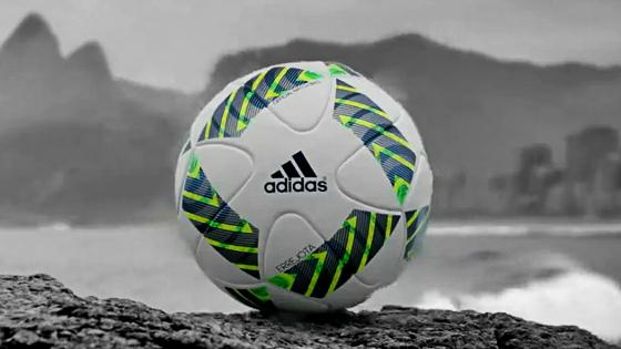 74e755646c42c A bola oficial dos Jogos Olímpicos de 2016. Crédito  Adidas reprodução