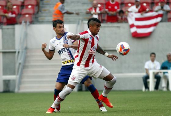 Série B 2015, 37ª rodada: Náutico x Bahia. Foto: Ricardo Fernandes/DP/D.A Press