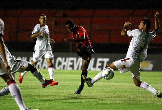 Série A 2015, 36ª rodada: Sport x Atlético-PR. Foto: Paulo Paiva/DP/D.A Press