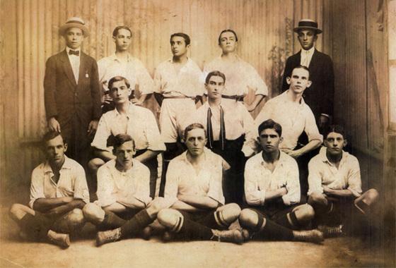 Flamengo do Recife, campeão pernambucano de 1915