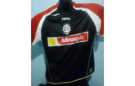 Uniforme do Santa Cruz na Série A de 2006