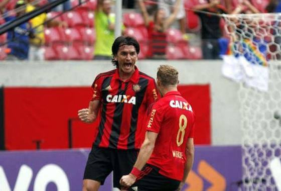 Série A 2015, 37ª rodada: Sport 2x0 Corinthians. Foto: Ricardo Fernandes/DP/D.A Press