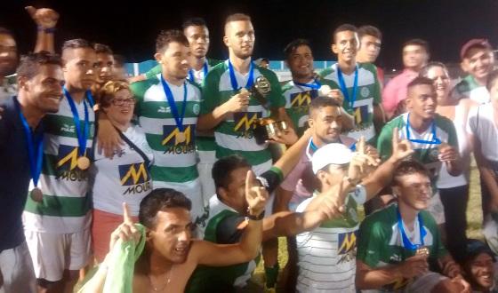Final da 2ª divisão do Pernambucano 2015: Vitória 0x1 Belo Jardim. Foto: FPF/divulgação