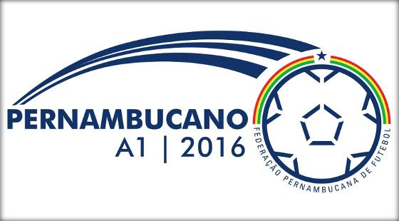 O logo oficial do Campeonato Pernambucano de 2016. Crédito: FPF