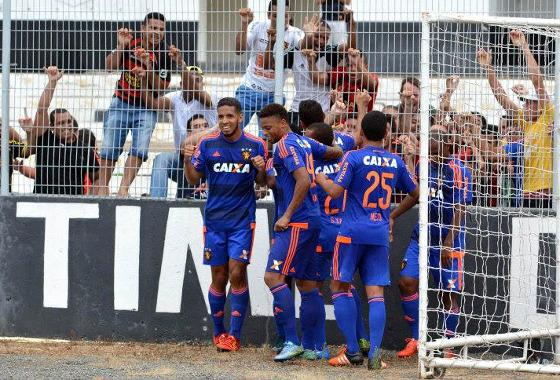 Série A 2015, 38ª rodada: Ponte Preta 0x1 Sport. Foto: MANOEL MESSIAS