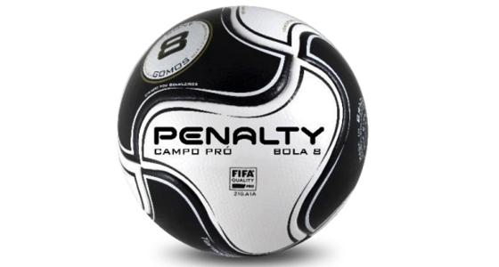 A bola do Campeonato Pernambucano de 2016. Crédito: FPF/divulgação