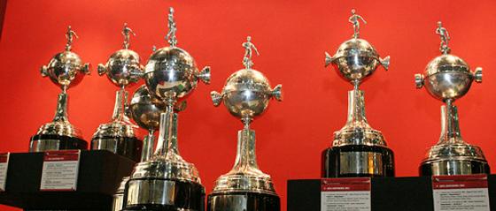 Independiente, heptacampeão da Taça Libertadores da América. Crédito: Taringa.net