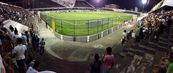 Estadual 2016, 1ª fase: Central 2x0 Belo Jardim. Foto: Victor Hugo Assis/divulgação