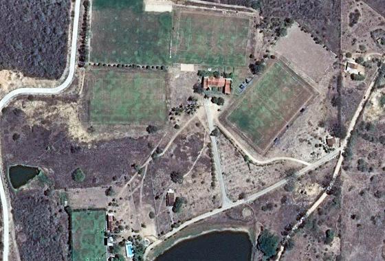 entro de Treinamento Ninho do Gavião, do Porto, em Caruaru. Imagem: Google Maps/janeiro de 2016