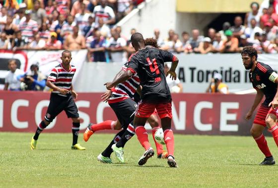 Assistir Santa Cruz x Flamengo - Brasileirão 2016