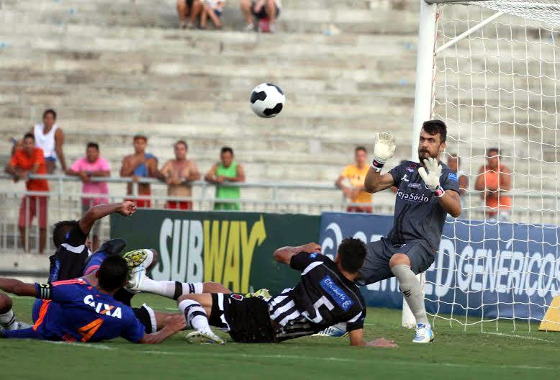 Copa do Nordeste 2016, 1ª rodada: Botafogo-PB 1x2 Sport. Foto: Pedro Henrique/Esp. DP