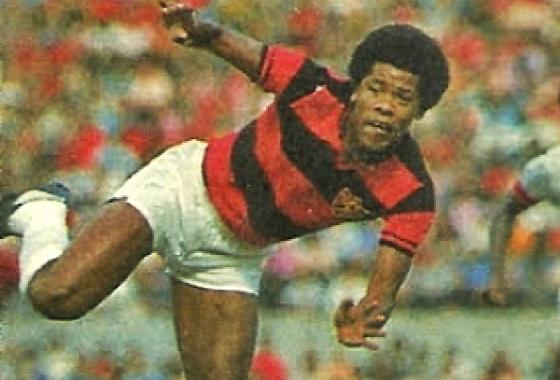 Dadá Maravilha no Sport em 1976