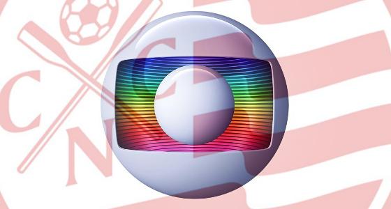 Náutico fechou com a Rede Globo de 2019 a 2024. Arte: Cassio Zirpoli/DP
