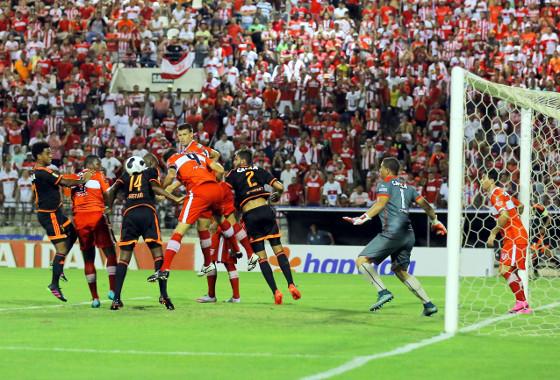 Copa do Nordeste 2016, quartas de final: CRB 2x1 Sport. Foto: ITAWI ALBUQUERQUE/FUTURA PRESS/FUTURA PRESS/ESTADÃO CONTEÚDO