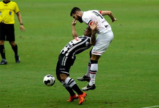 Copa do Nordeste 2016, quartas de final: Ceará 0x1 Santa Cruz. Foto: LC Moreira/Estadão conteúdo