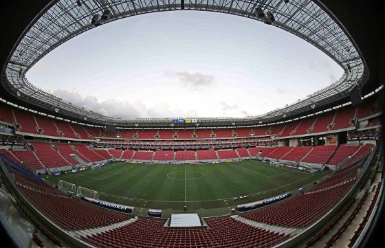 Arena Pernambuco. Foto: Fifa/divulgação