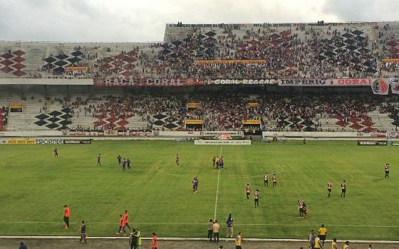 Pernambucano 2016, 10ª rodada: Santa Cruz 1 x 1 Sport. Foto: Yuri de Lira/DP