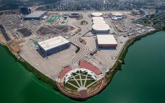 Parque Olímpico da Barra. Foto: Gabriel Heusi/Brasil2016.gov.br