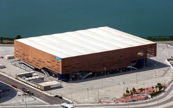 Arena do Futuro. Foto: Gabriel Heusi/Brasil2016.gov.br
