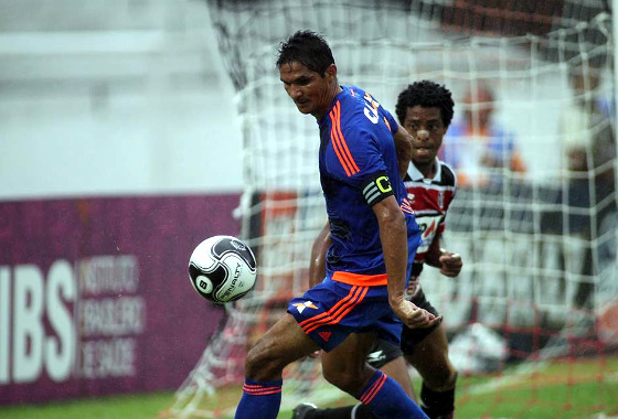 Pernambucano 2016, 10ª rodada: Santa Cruz 1 x 1 Sport. Foto: Antônio Melcop/Santa Cruz