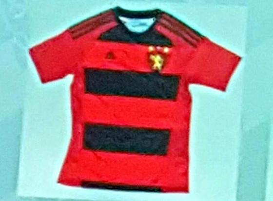 A camisa do Sport em 2016