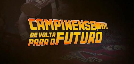 """O Campinense querendo ir """"De volta para o futuro"""". Crédito: Esporte Interativo/reprodução"""