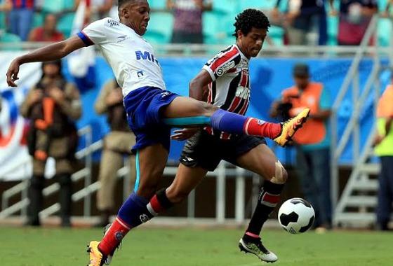 Nordestão 2016, semifinal: Bahia 0x1 Santa Cruz. Foto: Bahia/site oficial
