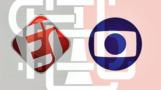 Esporte Interativo x Globo, a disputa pelos direitos de transmissão do Santa Cruz no Brasileiro de 2019 a 2014. Arte: Cassio Zirpoli/DP