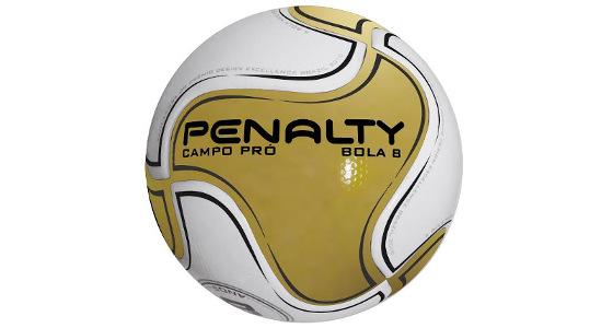 Bola da Penalty para a final do Campeonato Pernambucano de 2016. Crédito: FPF/divulgação