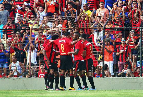 Pernambucano 2016, semifinal: Sport 1x0 Salgueiro. Foto: Williams Aguiar/Sport