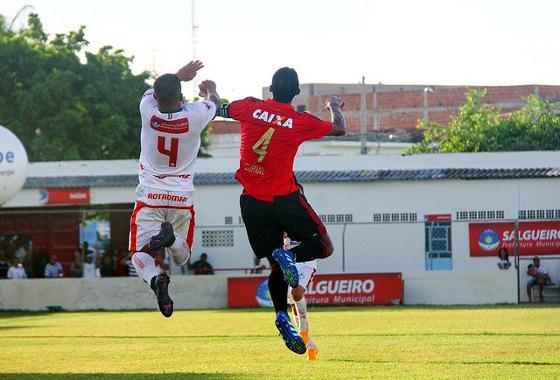 Pernambucano 2016, semifinal: Salgueiro (4) 1 x 0 (5) Sport. Foto: Williams Aguiar/Sport