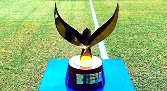 A Taça Asa Branca de 2016. Foto: Ceará Sporting/divulgação