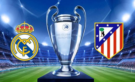 Final da Liga dos Campeões da Uefa 2015/1016: Real Madrid x Atlético de Madrid