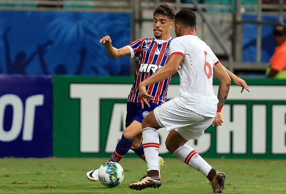 Série B 2016, 5ª rodada: Bahia 0x0 Náutico. Foto: Felipe Oliveira/EC Bahia