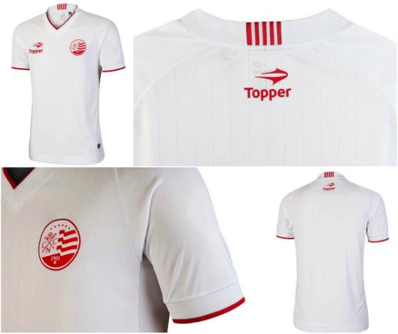 Linha de uniformes do Náutico para a temporada 2016 2017 3ccee56da46aa
