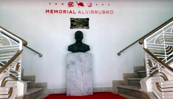 Memorial do Náutico, em 01/06/2016. Foto: João de Andrade Neto/DP